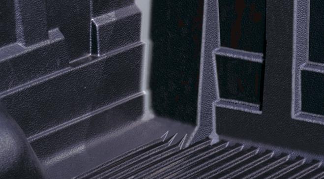 Запатентованные жесткие углы вставки