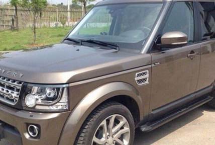 Боковые пороги OE-Style, LAND ROVER DISCOVERY, 2004-2016