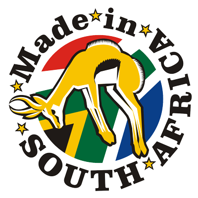 made in South Afrika